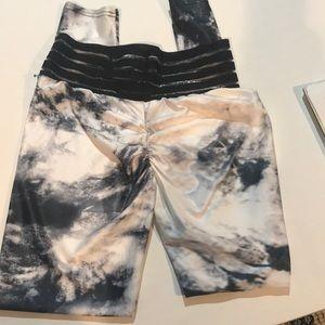 Pants - NWOT Silky Inkspot Leggings